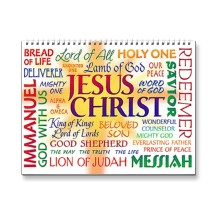 jesus calendar