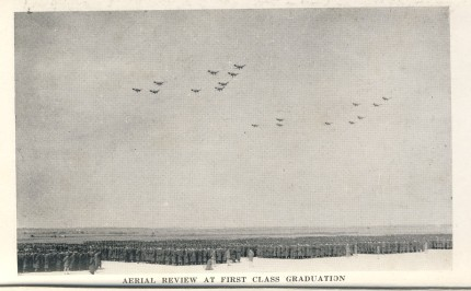 Air Corp Tech School graduation - Sheppard Field - May 1942
