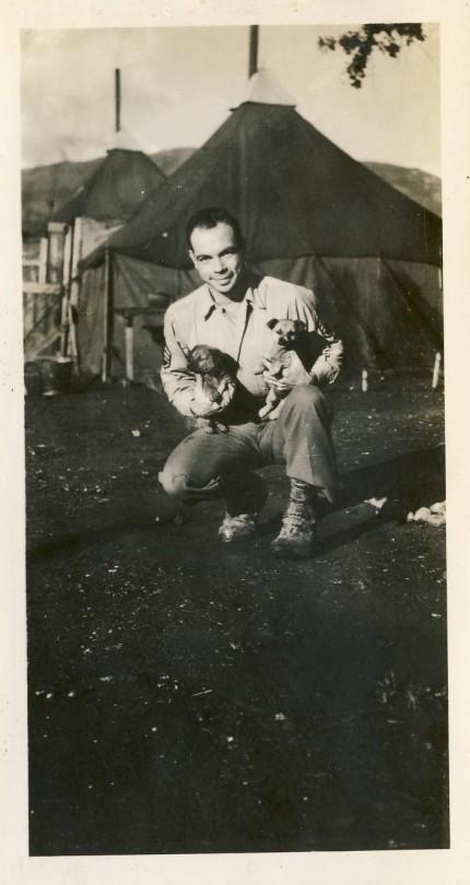 John Wakefield Europe 1944